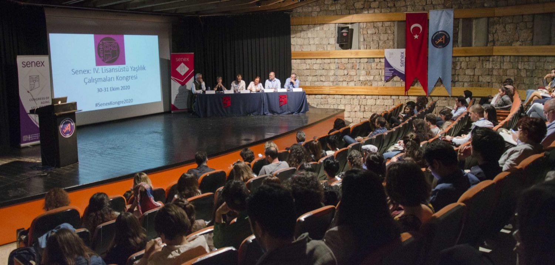 Senex: Lisansüstü Yaşlılık Çalışmaları Kongresi